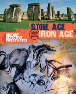 Front cover fo Stone Age to Iron Age book