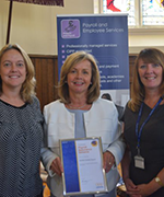 Payroll and Employee Services accreditation scheme success!