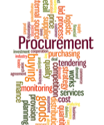 Procurement wordart image