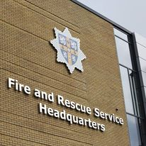 Fire Service HQ Logo