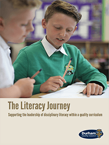 The Literacy Journey cover